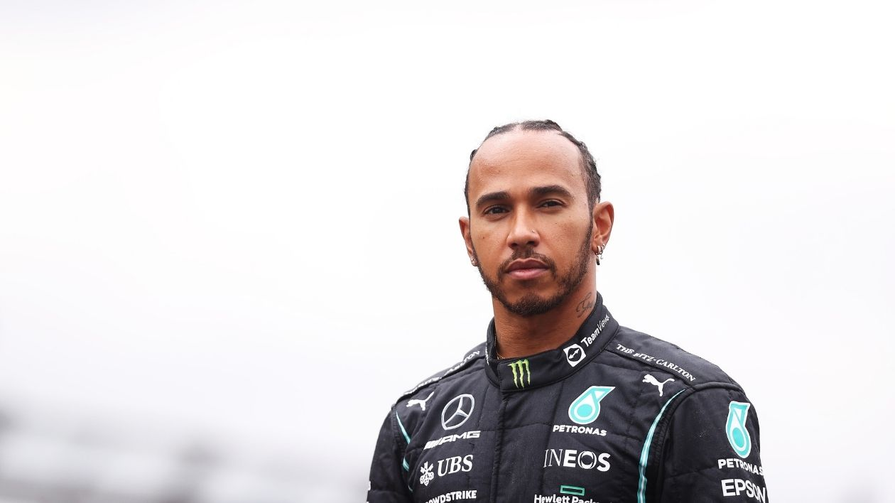 Lewis Hamilton remains one of the world's most marketable athletes